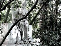 graveyard mourning XIII von Oliver Metz