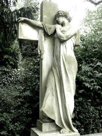 graveyard mourning V von Oliver Metz