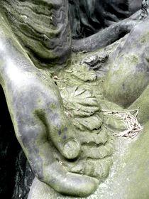 graveyard flowers IV von Oliver Metz