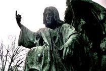 graveyard angel I by Oliver Metz