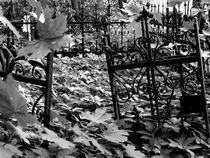 graveyard beds I by Oliver Metz