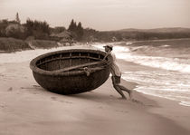 fisherboat - Vietnam von captainsilva