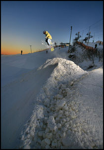 snowboard by Stephan  Sutton