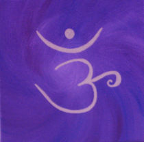 Crown Chakra by Gina Hampton