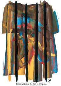 BEHIND BARS by Bjorn  Sjogren