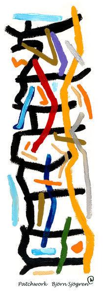 PATCHWORK by Bjorn  Sjogren
