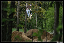 bmx dirt jump von Stephan  Sutton