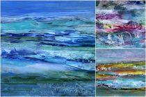 Collage BLAU by claudiag