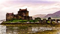 Eilean Donan Castle von Derek Beattie