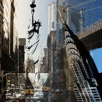 New York 2 von Lorenza Dona'