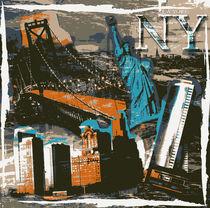 New York von Lorenza Dona'