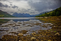 Five Sisters Of Kintail von Derek Beattie