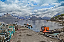 Harbour Life by Derek Beattie