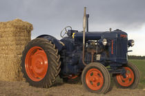 1948 Fordson Major Tractor von Geoff Bryant