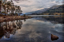 Reflections of Thirlmere von Derek Beattie