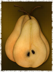 Pears by Cesar Palomino
