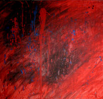 red by LEIGH ODOM