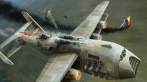 Dogfight by tharmine