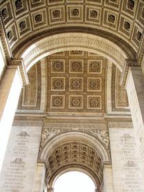 Arc de Triomphe von Jenny Hudson