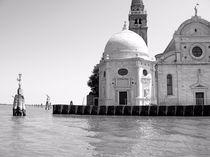 Boat to Murano von Jenny Hudson