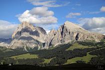 Alpe di Siusi von Raffaella Lunelli