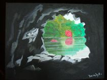 Cave View by Brandy House
