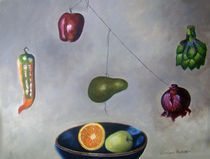 Still Life Strings Attached von Stephen hanson