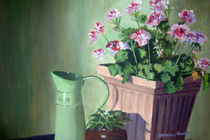 Still Life With Flowers  von Stephen hanson