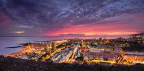 panorama playa de las americas by Raico Rosenberg