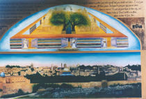 Jerusalem Landscape von Stephen hanson