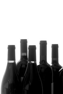 Bottles 4 by Vito Magnanini