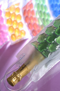Bottles 3 by Vito Magnanini