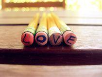 Eraser Love by Julia Schmidt