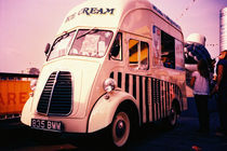 Ice Cream Van von Giorgio Giussani