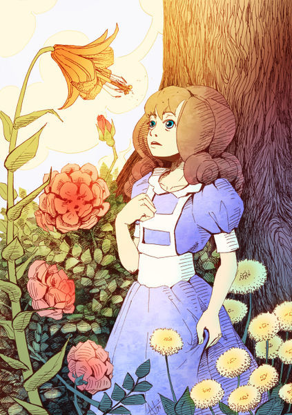 Alice-and-tiger-lily