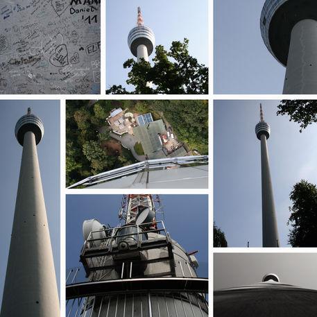Collage-fernsehturm-stuttgart