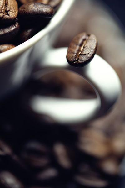 Kaffeebohne-kaffeetassen-bild
