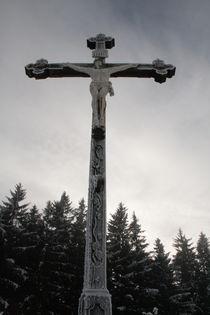 jesus friert von Dorothee Altenhöfer