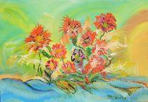 Fleurs magiques by myriam courty