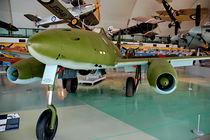 Messerscmitt Me-262 by Francois Dumas