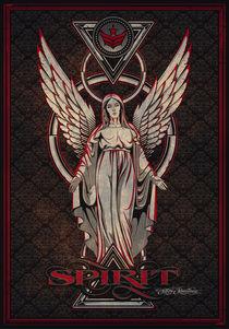 Spirit by stevesantana