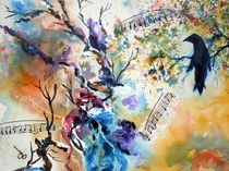 Notes of a Bird by Warren Thompson