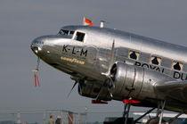 DC-2 Uiver at Lelystad by Francois Dumas