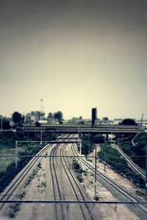 Railway tracks von cyansea