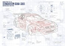 Anatomy of a National Hotrod by Roy Scorer
