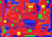 Abstract-red-on-blue-4-copy