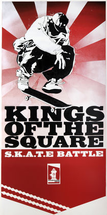 Kings Of the Square. S.K.A.T.E Battle.