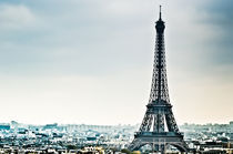 Eiffel Tower, Paris by Srinivasan Ramakrishnan