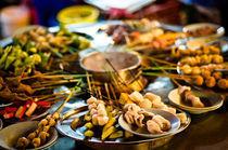 Fondue chinoise, Food court, Malaysia by Srinivasan Ramakrishnan