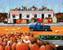 Smashin' Pumpkins von Wilfrido Limvalencia